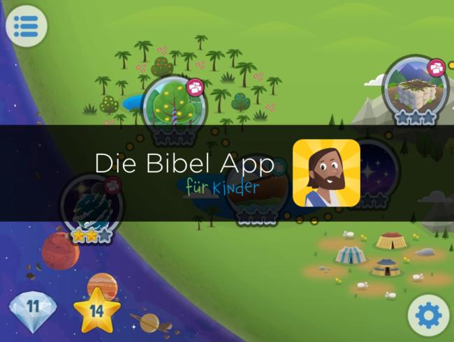 BibelApp für Kids